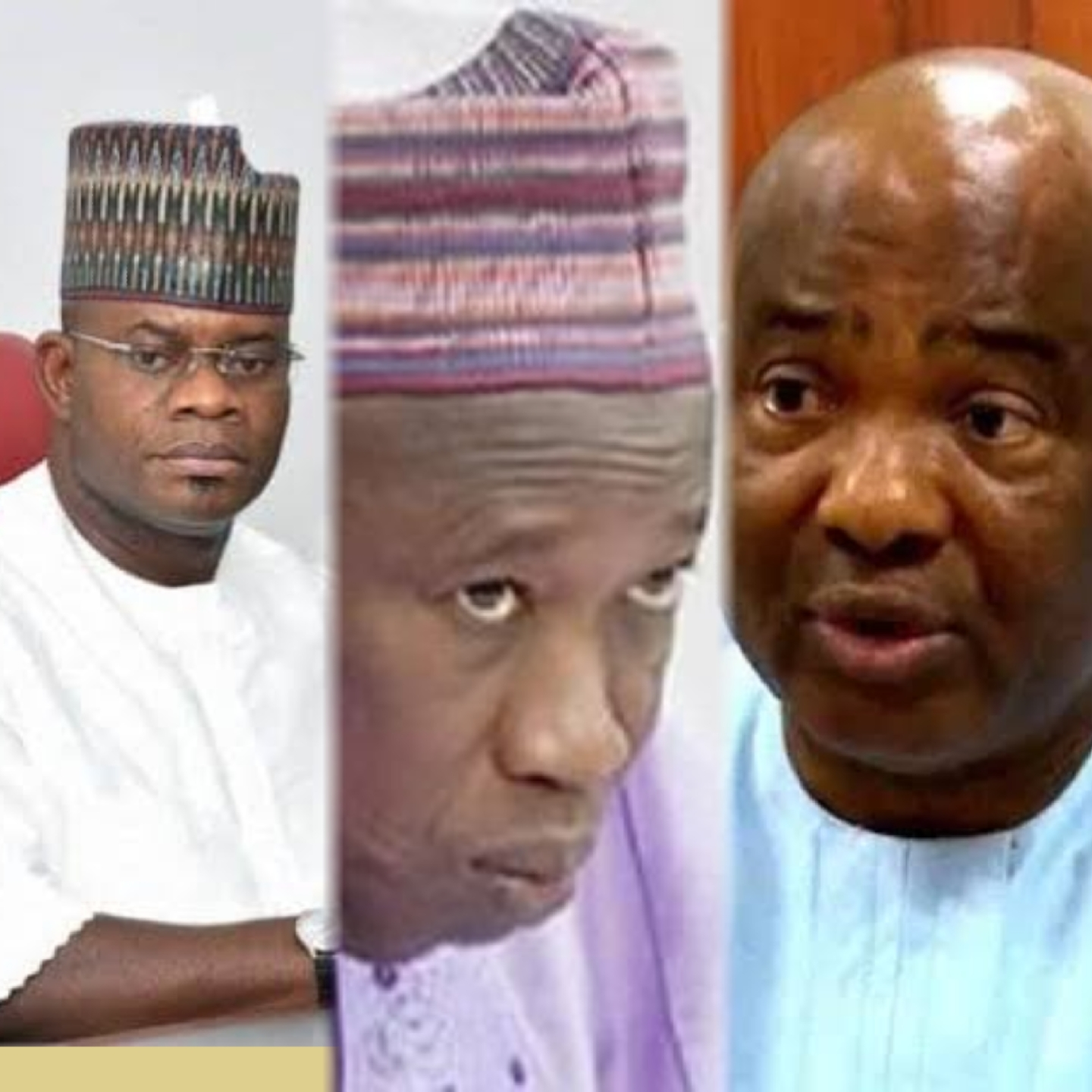 PDP Exposes APC's Plot to Use Ganduje, Uzodinma, Bello to Derail ...