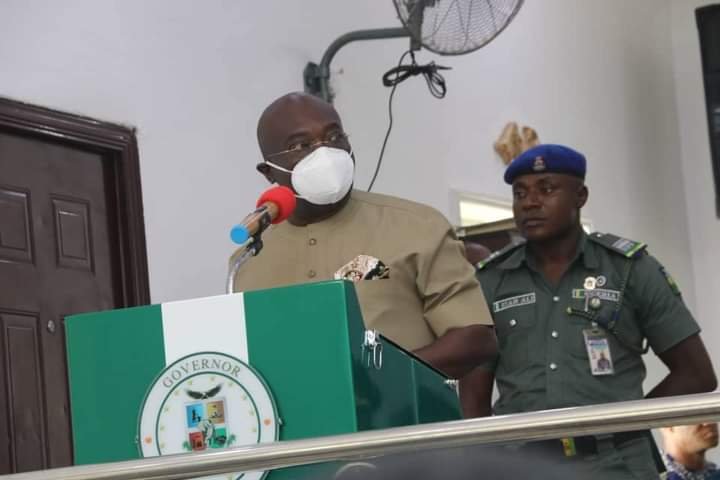 Ikpeazu Raises The Bar In Crime Prevention In Abia State With The Formal  Launch Of CPAMS - PUO REPORTS